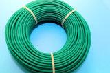 Cable del caucho de silicón (28AWG con UL3132)