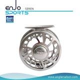 Carretel seleto da pesca de mosca do CNC do equipamento de pesca do pescador com GV (SEREN 9-10)