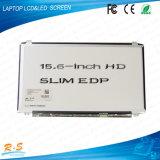 Écran 15.6 mince tout neuf de l'ordinateur portatif DEL DEL Lp156whb-Tla1
