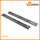 glissière inférieure roulement à billes de support de 35mm pour le tiroir