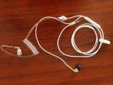 워키토키를 위한 인후 Mic 헤드폰 헤드폰