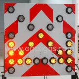 Eurepean 작풍 27 램프 Tma 트럭에 의하여 거치되는 LED 화살 널