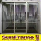Алюминиевые раздвижная дверь для балкона и популярно в Израиле