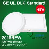 Luz de painel LED de montagem em superfície de 8-30W para o projeto