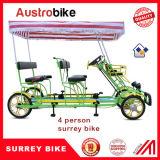 4オーストリアのグループデザインのための車輪5人のサリー州のバイク