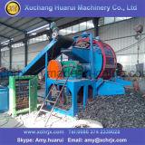 Am meisten benutzte Gummireifen-Reißwolf-Maschine für den Verkauf/überschüssigen Reifen, die Maschine aufbereiten