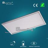 L'indicatore luminoso di comitato di prezzi di fabbrica il LED 2*4 600*1200mm 72W raffredda il bianco