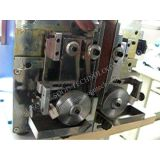 Xq0045 automática de doble correa de cuero de borde lateral de la máquina Pintura