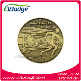 Moneda de encargo del recuerdo del metal del laminado del tono de los militares dos para la colección