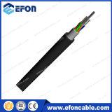 Cabos blindados da fibra óptica do cabo da rede do duto da fita de alumínio