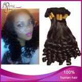 Cabelo do cabelo humano de 100% o melhor