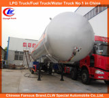 60000liters Gas Delivery Truck 20ton LPG Road Tank für Sale