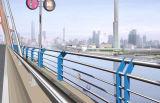 Tubo de la barandilla del puente del acero inoxidable 304