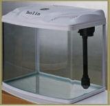 El nuevo mini tanque de pescados material de cristal de los acuarios de Holin (HL-ATB20)