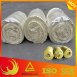 Одеяло минеральных шерстей ядровой абсорбциы термально материальное