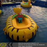 Batterie-angeschaltenes Münzeninflatable Electric Bumper Boat für Kid