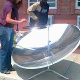 Estufa parabólica solar portable del paraguas para acampar