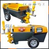 Hoch qualifizierte Kalk-Pflaster-Mörtel-Pumpe mit Qualität