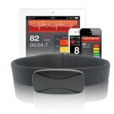 OEM Bluetooth de Elektronische Riem van de Borst van het Tarief van het Hart van het Gebruik van de Sport