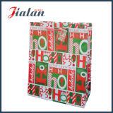 Eindeutiger Entwurfs-kundenspezifischer frohe Weihnacht-Papierbeutel