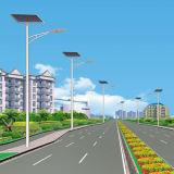 i 10m scelgono l'indicatore luminoso di via di energia solare LED del braccio (JS-A201510130)