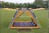 Im Freiengeräten-automatische kampierende Zelte, 3-4 Personen-Zelte