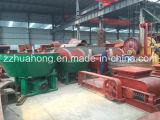 Nasse Wannen-Tausendstel-Maschine, Goldförderung-Schleifmaschine