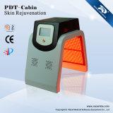 専門の光力学療法PDTの美装置(PDT小屋)