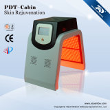 Equipamento fotodinâmico profissional da beleza da terapia PDT (PDT-Cabine)