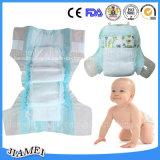 OEMのベストセラーの高い吸囚性の使い捨て可能な赤ん坊のおむつ