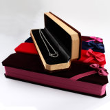 직물 Jewelry Box Ring/Necklace/Bracelet Packing Gift Box