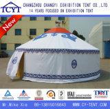 Kundenspezifisches touristisches kampierendes mongolisches Yurt Bambuszelt