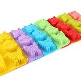 Silicones animaux mignons Bakeware pour le traitement au four