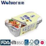 Здоровая и относящая к окружающей среде алюминиевая фольга домочадца для пакета еды