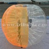 屋外の膨脹可能なボディ豊富な球、大人のノッカーの球、フットボールD5103のための泡球