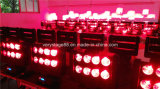 LED 8 pièces RGBW LED Spider Beam Moving Head Light