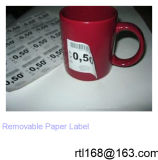Production Supplies pour l'Individu-Adhesive Sticker de The Removable Paper