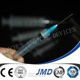 3 Teil WegwerfplastikLuer Verschluss-Spritze ohne Nadeln