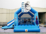 Matter 없음 Size 또는 Design Could Customized Portable Frozen Inflatable Bounce House