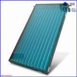 Calefator de água solar rachado pressurizado 2016 da placa lisa