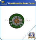 Divisa de piedra del esmalte de la insignia de la isla para la venta