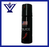 spray al pepe della polizia del gas lacrimogeno dell'autodifesa 60ml (SYPS-08)