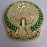 아랍 에미리트 연방 해군 독수리 자동 접착 금 상징, 아랍 에미리트 연방 국경일 선물