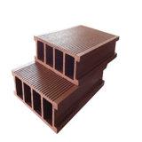 Decking compuesto plástico de madera de la alta calidad para el balcón