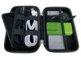 Spezieller Entwurf PU-lederner Schwamm EVA-Hilfsmittel-Kasten