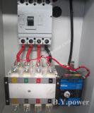 Tipo silenzioso centrale elettrica diesel del ATS 300kw del motore raffreddato ad acqua di Cummins