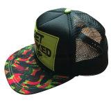Boné de beisebol do engranzamento, chapéu do Snapback dos esportes com bordado
