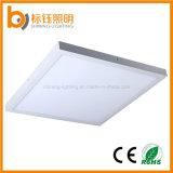 A luz de painéis interna Dimmable do quadrado da iluminação SMD lasca o painel da lâmpada 48W 600X600mm do teto 2700-6500k