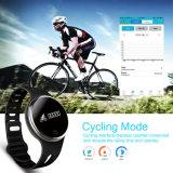 2016 neuer intelligenter Wristband E07 mit Pedometer-Eignung-Sorgfalt-Silikonwristband-Armband
