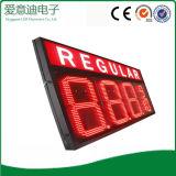 빨간색 LED 정규 가스 손가락 가격 표시